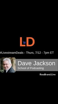 Dave Jackson of School of Podcasting and Ask the Podcast Coach will be inducted into the Academy of Podcasters Hall of Fame at #PodcastMovement 2018.  #PM18 #podcast #podcasting