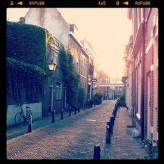Leiden, the Netherlands. It's where I live.