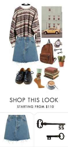 """""""Untitled #494"""" by blvckcreature ❤ liked on Polyvore featuring RE/DONE"""