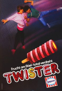 Lagnese Ice Lolly Twister