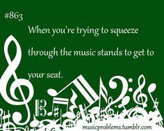 Band. I became an expert at this haha