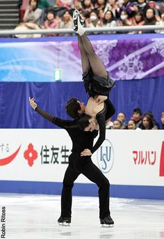 Virtue and Moir - clearly I love these two :)