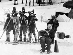 Behind the Scenes of The Gold Rush from the Criterion Collection