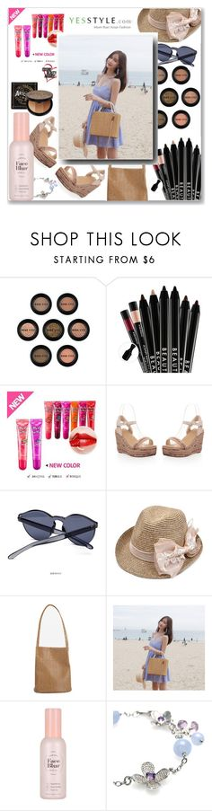 """YesStyle Polyvore Group "" Show us your YesStyle """" by zehrica-kukic ❤ liked on Polyvore featuring BERRISOM, Rodin, JY Shoes, KOON, Etude House and Bellini"