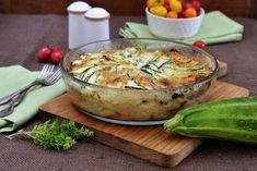 Haniela's: Zucchini Potato Cheese Gratin