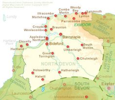 North Devon Attractions, Theme Parks, Museums, Galleries, Zoo's etc