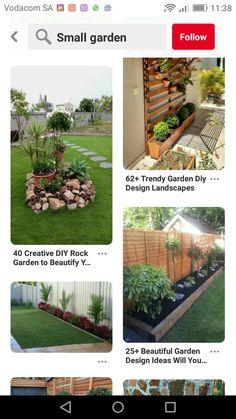 Beautiful Gardens, Diy Design, Garden Design, Landscape, Creative, Plants, Scenery, Landscape Designs, Plant