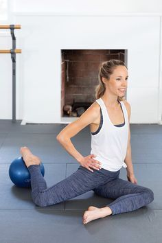"""Blast your """"muffin top"""" with this move"""