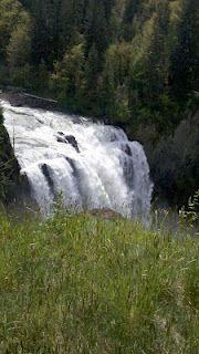 Snoqualmie Park Falls near Seattle, WA ... via pretty ponderations