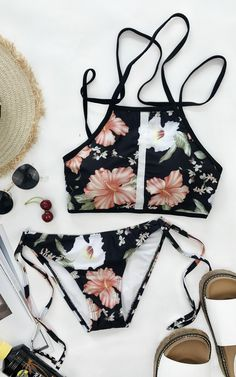 Trendy Beachwear for the Summer - 5 Consejos para sentirte preciosa en un bikini - Flashmode Middle East Cute Swimsuits, Cute Bikinis, Summer Bikinis, Summer Suits, Summer Wear, Casual Summer, Summer Outfit, Ropa Interior Boxers, Cute Bathing Suits