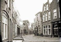 Ganzepoortstraat Goes (jaartal: 1930 tot 1940) - Foto's SERC