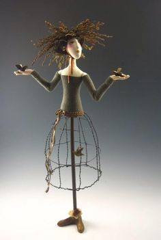 / doll by cindee moyer /