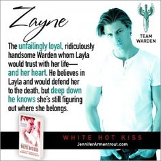 Zayne from White Hot Kiss