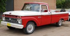 1966 Mercury Pickup