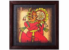 Indian Ethnic Online Shopping Site for Women & Men Indian Traditional Paintings, Indian Art Paintings, Amazing Paintings, Wall Decor Online, Wall Art Decor, Indian Elephant Art, Phad Painting, Indian Folk Art, Madhubani Painting
