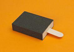 Sponge Popsicles