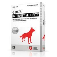 G DATA Internet Security 2015 3u 1Y DE (71907) Comprehensive protection against viruses trojans and other threats - now with CloseGap You can trust G DATA INTERNET SECURITY to be looking out for you - for the security of your data and that feel-good fact