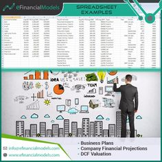 financial projections forecasting excel models templates