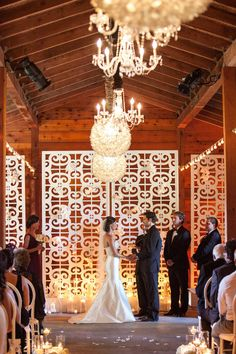 Love this #Ceremony backdrop!