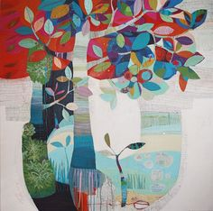 buy Ebb and Flow by Tiffany Calder Kingston art online