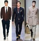 Business Casual for Men Dont be afraid to dress up. It's 2013, rock it.