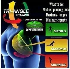 A good butt workout will hit all 3 glute muscles. Call us to learn how. (973)392-2320 www.coletrainfit.com #coletrainfit #CTF #personaltraining #RoselleNJ #health #fitness #diet #exercise #workout #nutrition #fit #gym #weighttraining #weightloss #cardio #abs #sixpack #core #CrossFit #glutes #squats #yoga #gymmotivation #bodybuilding #figure #fitgirl #gymnastics #supplements #fatburner