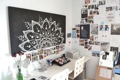 room, bedroom, and desk