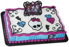 Monster High Cake Kit