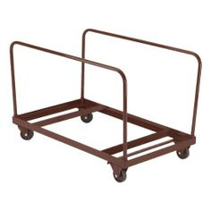 Buy National Public Seating Round Folding Table Dolly at UnbeatableSale