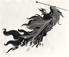 ''Ahora, tendrás que tratar conmigo, oh príncipe ...'' #Maleficent