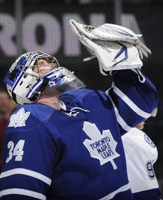 James Reimer of the Toronto Maple Leafs (Photo by Graig Abel NHLI via Getty  Images) 965e640da