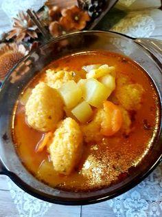 Karalábéleves (nálunk, gerze-bürze leves 🙂) Curry, Pork, Food And Drink, Ethnic Recipes, Sweet, Kale Stir Fry, Candy, Curries, Pork Chops