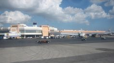 Picture in Cancun airport