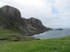 Rubha Hunish, Kilmaluag, Isle of Skye, Scotland