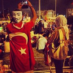 The Fascinating, Creative Young Protesters of Istanbul in Photos - Elspeth Reeve - The Atlantic Wire