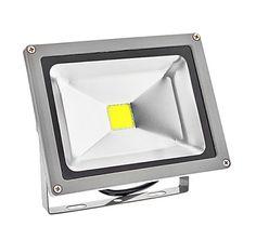 PROJECTEUR LED 20W Blanc Froid 12V / 24V