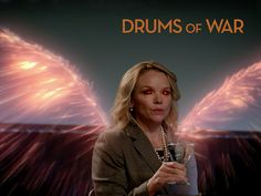 """""""Drums of War"""" - The Horseman of War has been unleashed. Shock Wave, The Messenger, Watch Full Episodes, Story Inspiration, Apocalypse, Movies And Tv Shows, Drums, Movie Tv, Tv Series"""