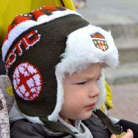 бесплатная выкройка детской шапочки на меху 3