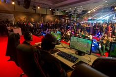 GameX NTT Game Alanı