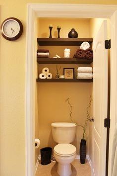 1 küçük tuvalet dekorasyonu jadelikeyourbite