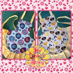 A personal favorite from my Etsy shop https://www.etsy.com/listing/497478919/little-grace-child-size-sassy-reversible