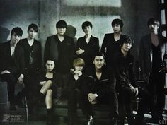 Super Junior for #OKmagazine #Thailand #Kpop