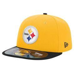 New Era NFL 59Fifty Sideline Cap - Men s - Detroit Lions - Battle Blue Pittsburgh  Steelers e5dcd0d4ef8