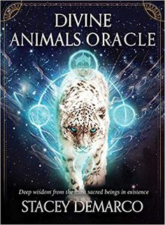 Divine Animals Oracle: Deep Wisdom from the Most Sacred Beings in Existence (Rockpool Oracle Card Series): Demarco, Stacey, Britschgi, Kinga: 9781925429947: Amazon.com: Books Advanced Photoshop, Oracle Tarot, Oracle Deck, Rock Pools, Practical Magic, Tarot Decks, New Age, Deck Of Cards, Beautiful Artwork
