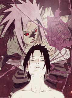 Find images and videos about anime, naruto and sasuke uchiha on We Heart It - the app to get lost in what you love. Anime Naruto, Naruto Art, Naruto And Sasuke, Itachi Uchiha, Manga Anime, Naruto Uzumaki Shippuden, Boruto, Wallpaper Naruto Shippuden, Naruto Wallpaper