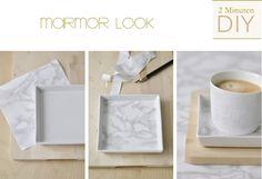 Marmor-Look DIY