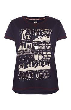 Primark - Snuggle Up T-Shirt