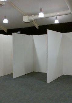wall perspex office wall room divider temporary walling walls