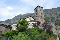 Andorra - Sant Esteve