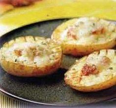 Cómo hacer patatas asadas al horno - 7 pasos - unComo